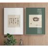 一盏清茗 新中式禅意客厅装饰画水墨字画沙发挂画沙发背景墙壁画